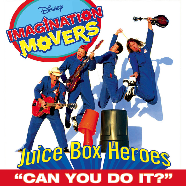 Can You Do It? by Imagination Movers
