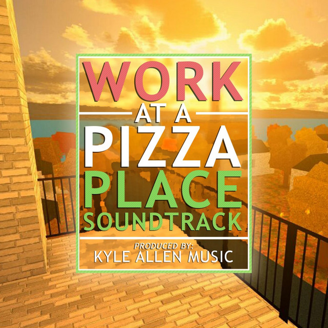 Work at a Pizza Place (Original Game Soundtrack) Image
