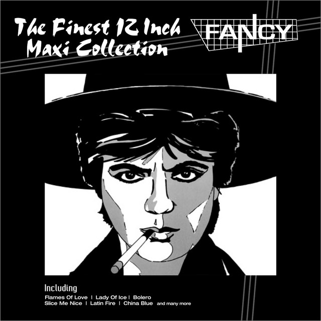 """Fancy — Chinese Eyes - 12"""" Version"""