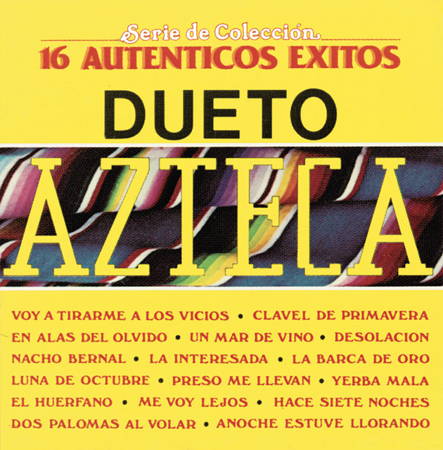 """Serie De Colección """"16 Autenticos Exitos"""""""