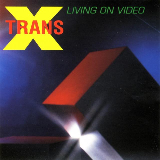 Vivre sur video (1986) album cover