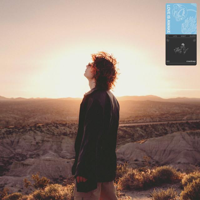 Love Is Awake album cover