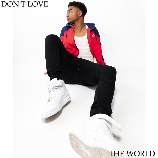 Jonathan Lawes - Don't Love the World