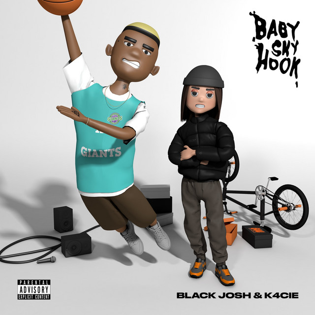 Cover art for Baby Sky Hook by Black Josh