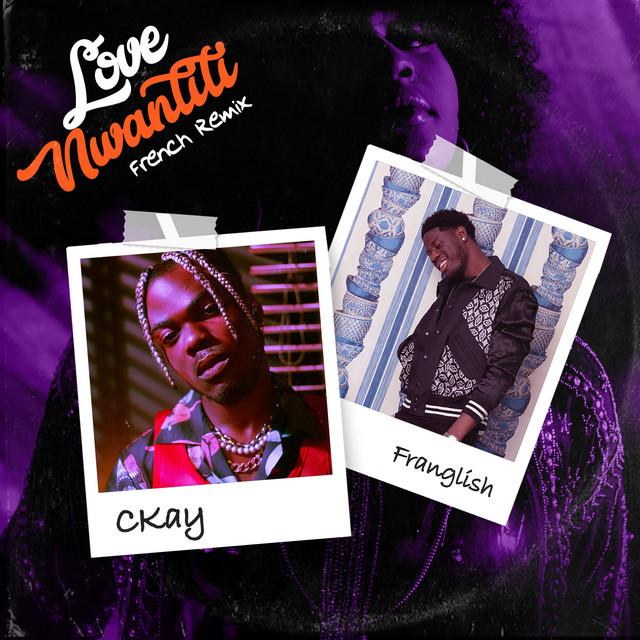 love nwantiti (feat. Franglish) [French Remix]