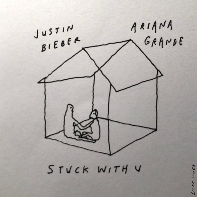 Stuck with U cover art