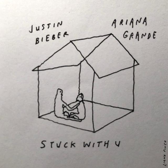 Ariana Grande Stuck with U (with Justin Bieber) acapella