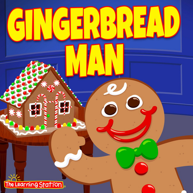 Gingerbread Man by The Learning Station
