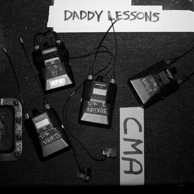 Daddy Lessons (feat. The Chicks)
