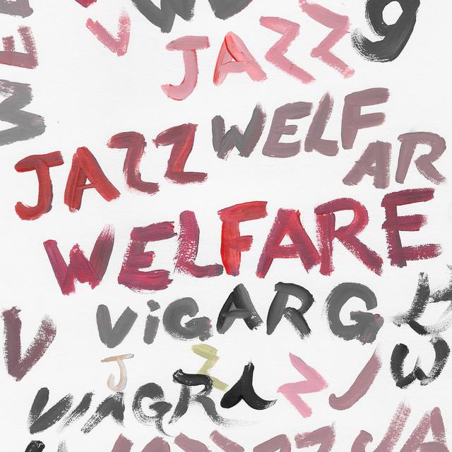 Album cover for Welfare Jazz by Viagra Boys