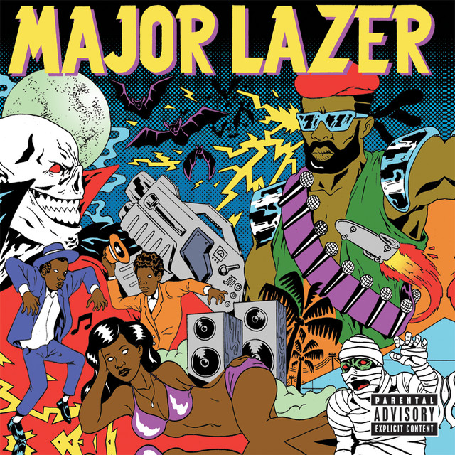 Guns Don't Kill People...Lazers Do (Deluxe)