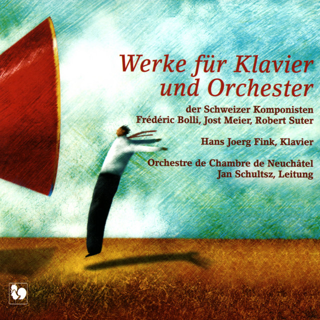 Frédéric Bolli - Jost Meier - Robert Suter: Werke für Klavier und Orchester (Works for Piano and Orchestra)