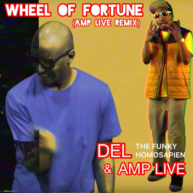 Wheel of Fortune - Amp Live Remix Image