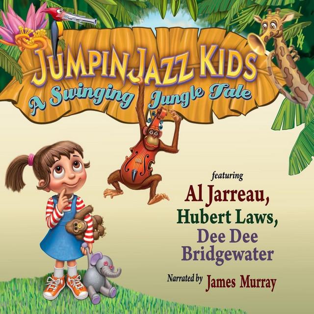 JumpinJazz Kids: A Swinging Jungle Tale