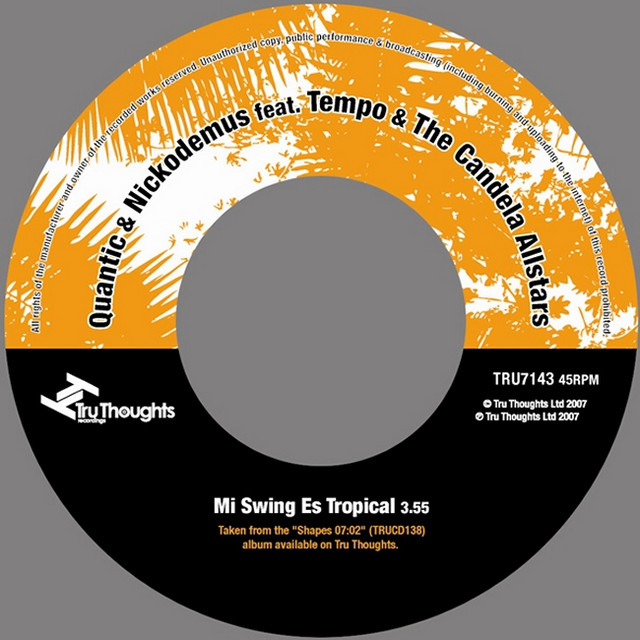 Mi Swing Es Tropical Instrumental A Song By Quantic