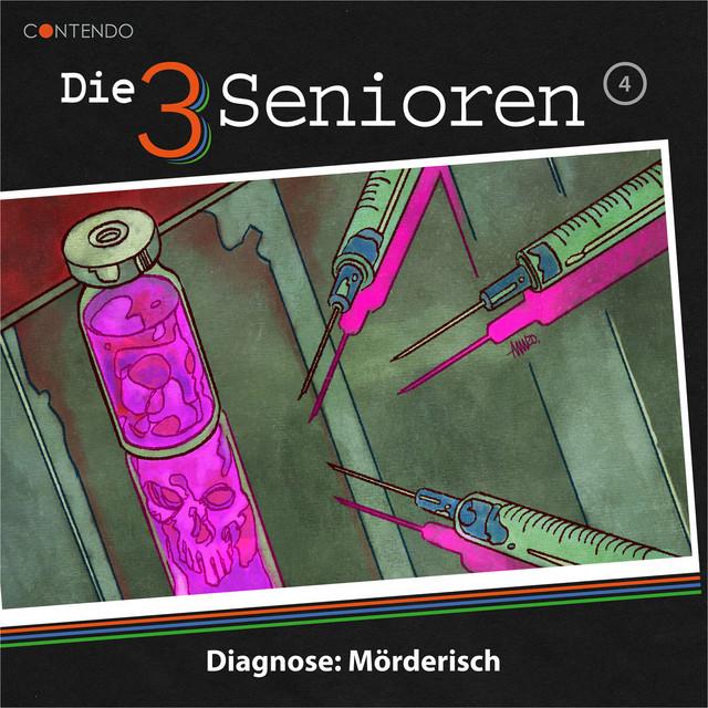 Folge 4: Diagnose Mörderisch Cover