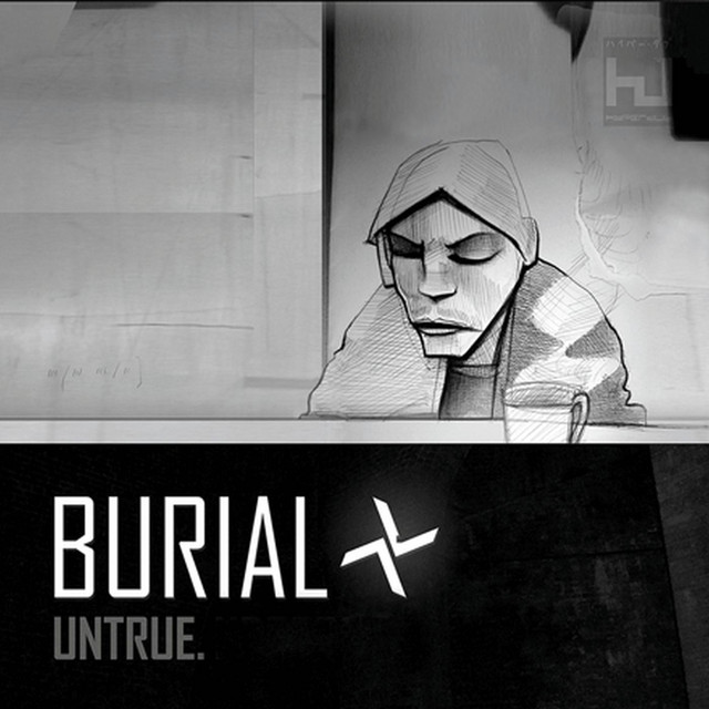 Cover art for Archangel by Burial
