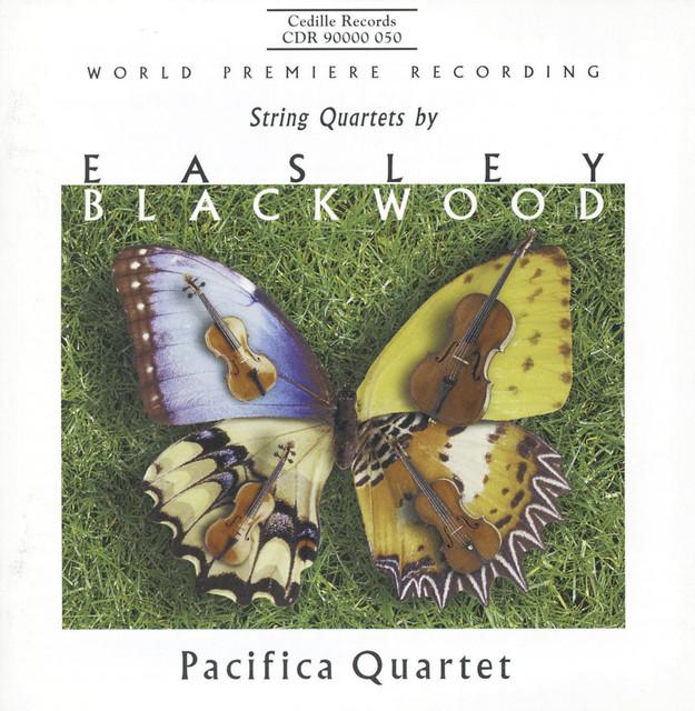 Blackwood: String Quartet Nos. 1-3