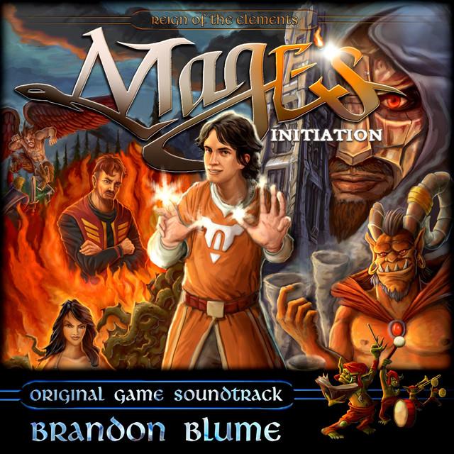 Mage's Initiation (Original Soundtrack)