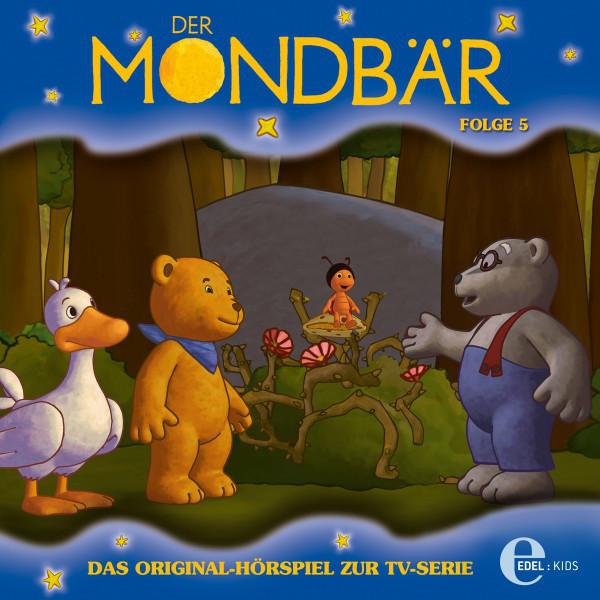 Der Mondbär, Folge 5 (Das Original-Hörspiel zur TV-Serie) Cover
