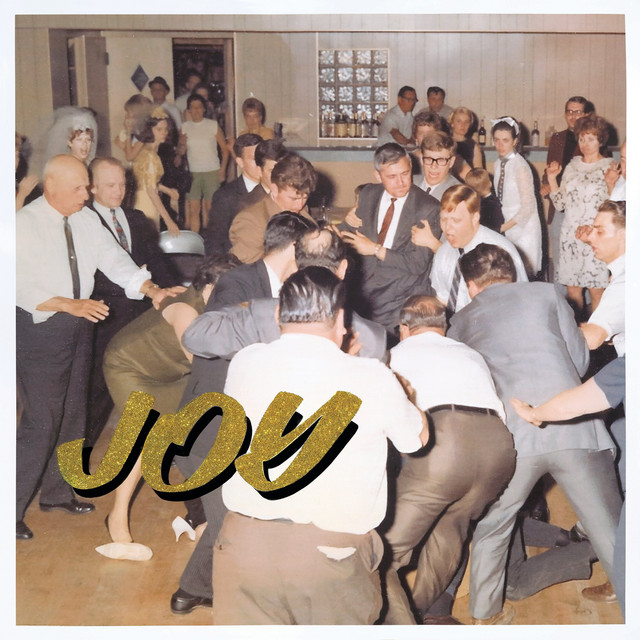 Cover art for Danny Nedelko by IDLES