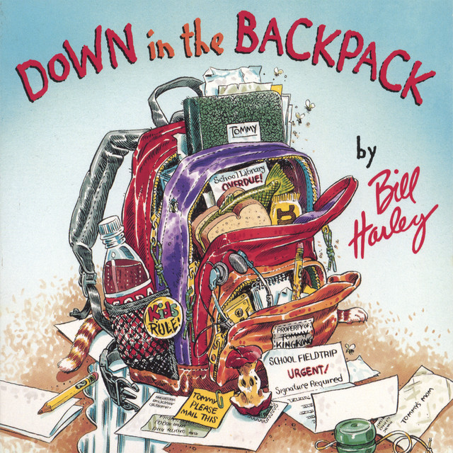 Down in the Backpack by Bill Harley