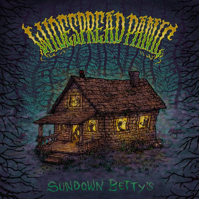 Sundown Betty album cover