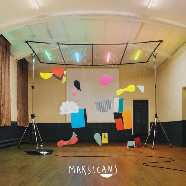 Album cover for Ursa Major by Marsicans