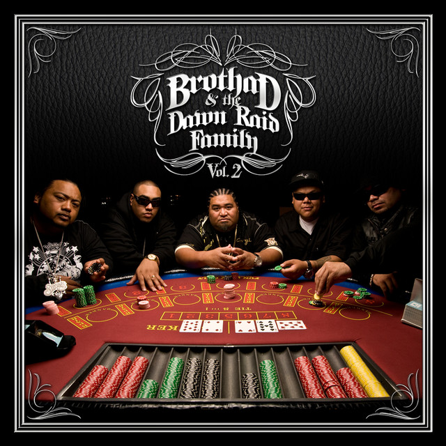 Brotha D & the Dawn Raid Family, Vol. 2