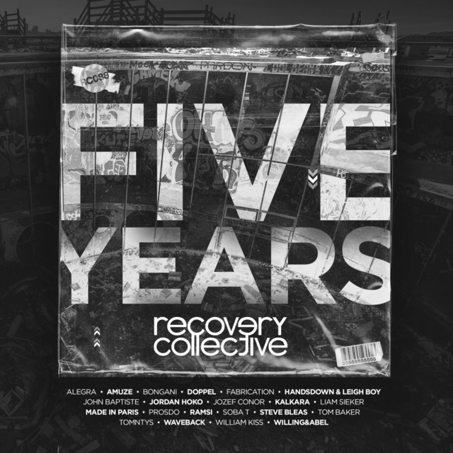 Celebrating 5 Years of Recovery Collective (DJ Mix)
