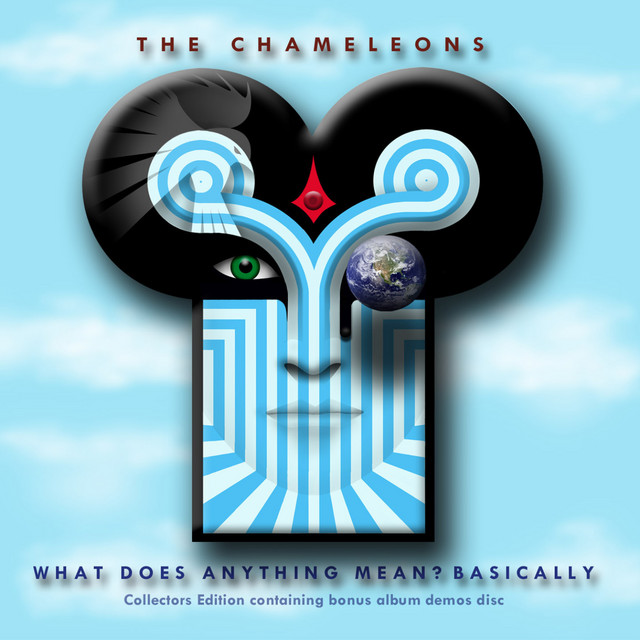 The Chameleons  What Does Anything Mean? Basically :Replay