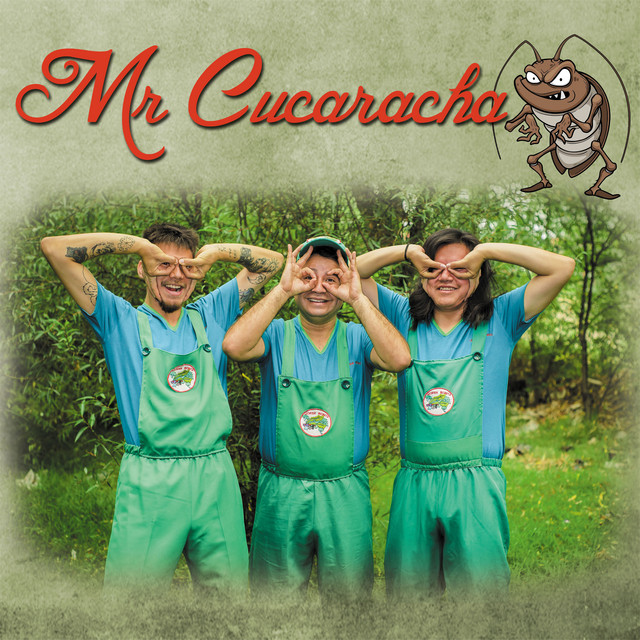 Mr Cucaracha by Lechuga Mecánica