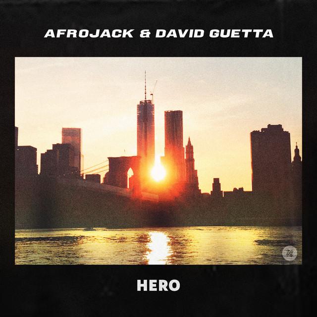 Hero album cover