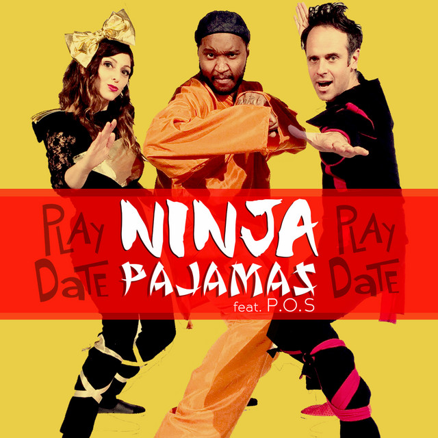 Ninja Pajamas (feat. P.O.S & Brian Auger) by Play Date