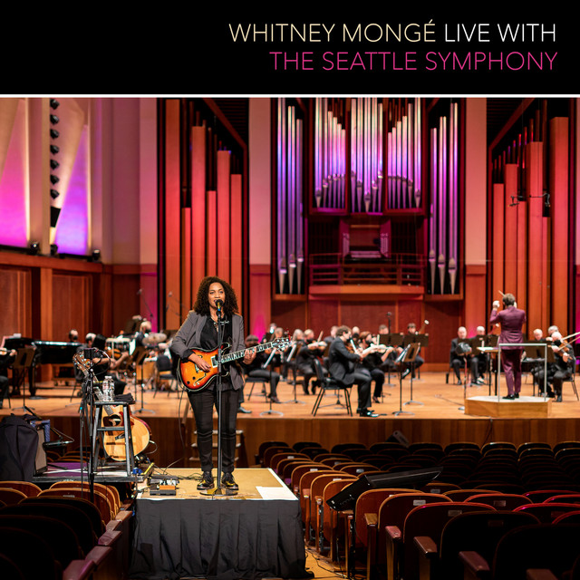 Whitney Mongé Live with the Seattle Symphony