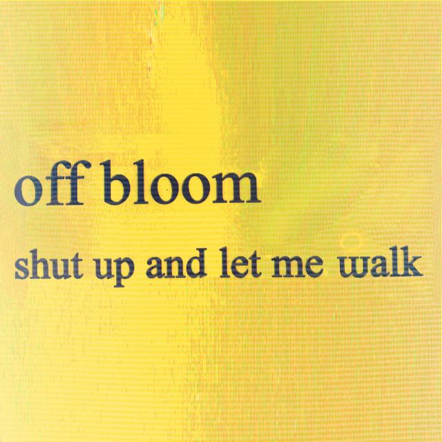 Shut Up And Let Me Walk