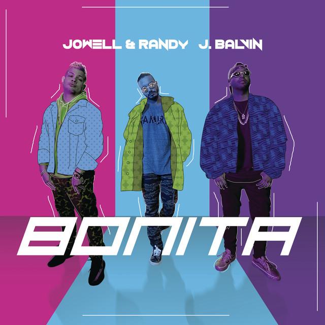 J Balvin album cover