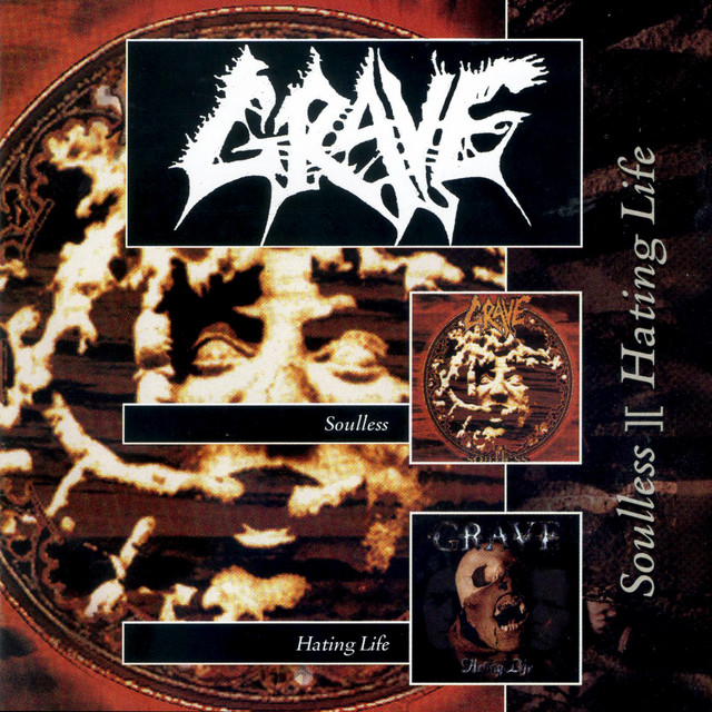 Grave - Soulless / Hating Life (re-mastered Re-issue 2003)