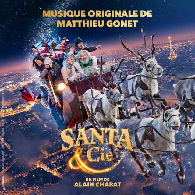 Santa & Cie (Bande originale du film)
