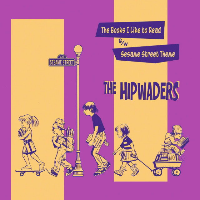 The Books I Like to Read / Sesame Street Theme by The Hipwaders