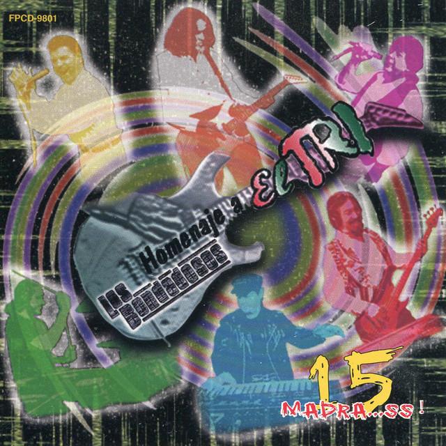 La Raza Mas Chida album cover