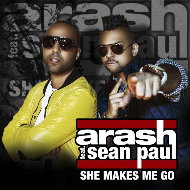 Pochette de Arash feat. Sean Paul - She Makes Me Go
