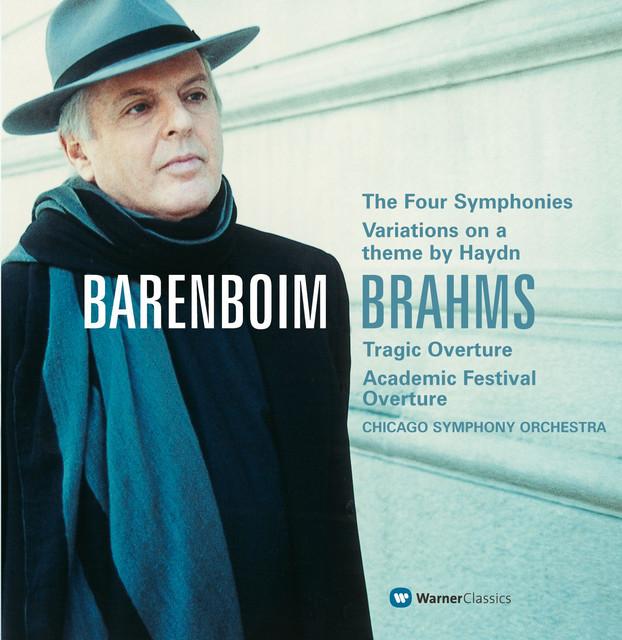 Brahms : Symphonies Nos 1-4 & Orchestral Works