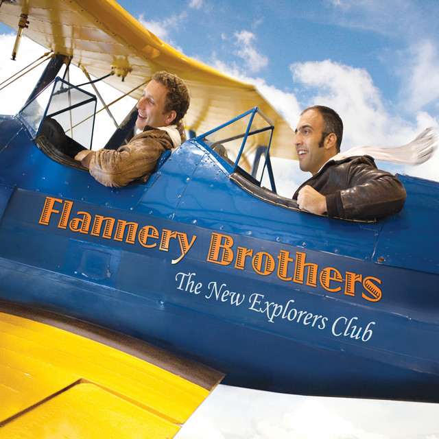The New Explorers Club by Flannery Brothers