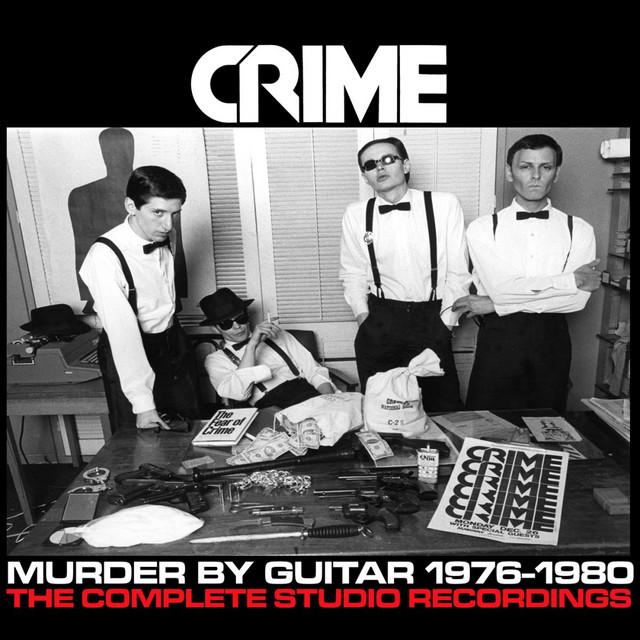 Murder by Guitar 1976-1980