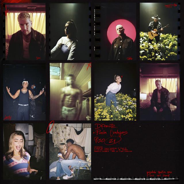 Diferente album cover