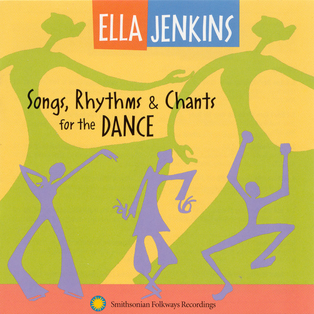 """Song Rhythms and Chants for the Dance with Ella Jenkins; Interviews with """"Dance People"""" by Ella Jenkins"""