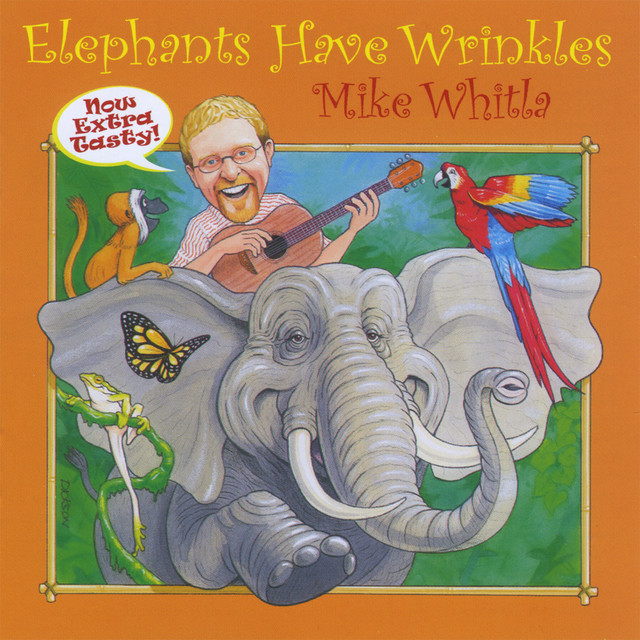Elephants Have Wrinkles by Mike Whitla