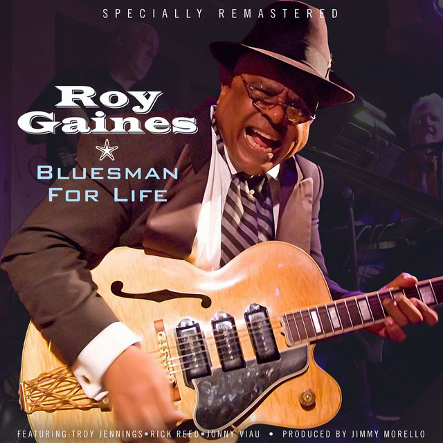 Bluesman for Life - Remastered