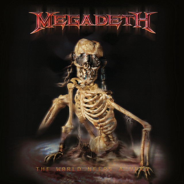 Artwork for Disconnect - 2019 - Remaster by Megadeth